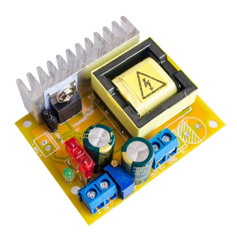 capacitor booster charge new dc dc high voltage capacitor charging zvs boost module guns 45 390v 780v adjustable