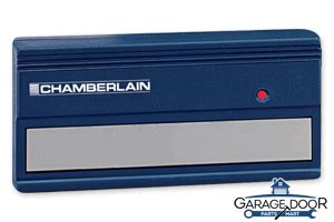 Single Garage Door Opener by Chamberlain Single Button Remote Garage Door
