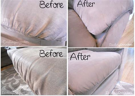 How To Clean Sofa Upholstery by How To Clean A Microfiber Or Sofa One Thing
