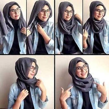 tutorial hijab pashmina tanpa jarum dan peniti 4 tutorial pashmina tanpa jarum dan peniti ala rani hatta