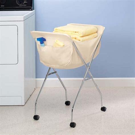 Folding Laundry Cart With Wheels Laundry Basket On Wheels Laundry Wheels