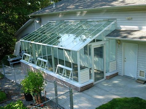 traditional glass lean to greenhouse sale arch