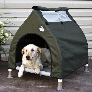 dog tent bed because my puppy needs his own tent for when we go cing