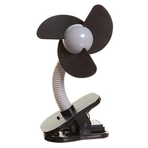 dreambaby clip on stroller fan dreambaby clip on stroller fan black w silver buy