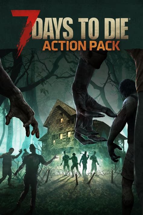 Painting 7 Days To Die Ps4 by 7 Days To Die Pack 2016 Playstation 4 Box Cover
