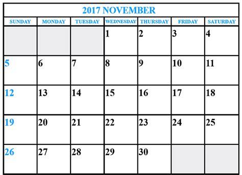 november 2017 calendar hd calendar and images