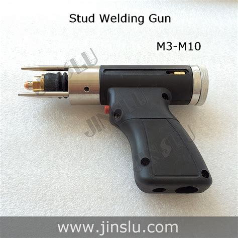 capacitor gun capacitor discharge cd stud welding gun welding torch m3 to m10 for stud welding in welding