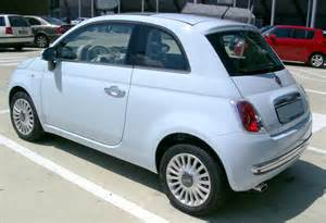 How Much For A Fiat 500 File Fiat 500 Rear 20080621 Jpg