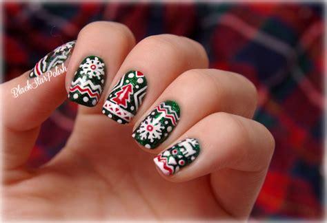 christmas pattern nails christmas nails and christmas nail art designs