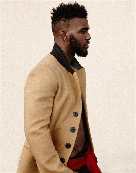for men the nappy hairstyle 50 stylish fade haircuts for black men pinterest