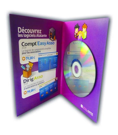 format video cd movie digipion format cd et dvd avec clip de fixation sans disque