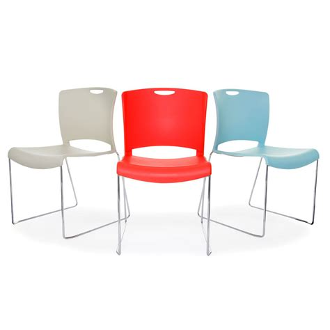 Stacking Chair by Jasper High Density Stacking Chair
