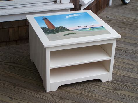 Ideas For Nautical Coffee Table Design Nautical Print Coffee Table Top Design With Storage Decofurnish