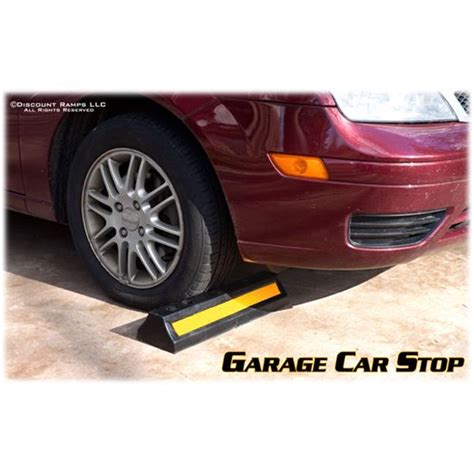 Garage Car Stopper by Garage Car Stop Smalltowndjs