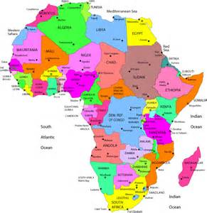 Africa Map Capitals by Free Market System Would Free Africa By Lanre Olagunju