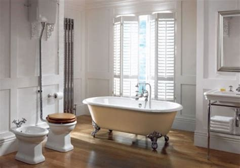 Antique Style Bathroom by Home Dzine Bathrooms Create A Vintage Or