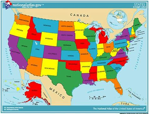 usa map unlabeled the world s catalog of ideas