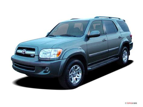 2007 Toyota Reviews 2007 Toyota Sequoia Prices Reviews And Pictures U S