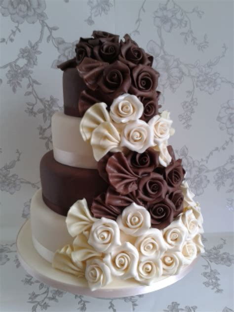 Wedding Chocolate Cakes by Chocolate Wedding Cakes Weneedfun