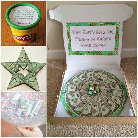 17 insanely clever ways to gift money