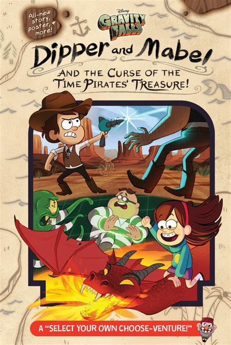 The Treasure Of Time dipper and mabel and the curse of the time