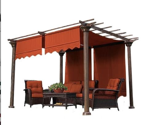 pergola canopy fabric 1000 images about pergola s on deck pergola drop cloths and yards