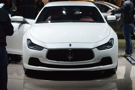 the new maserati 2014 2014 maserati ghibli snarls in shanghai autoblog