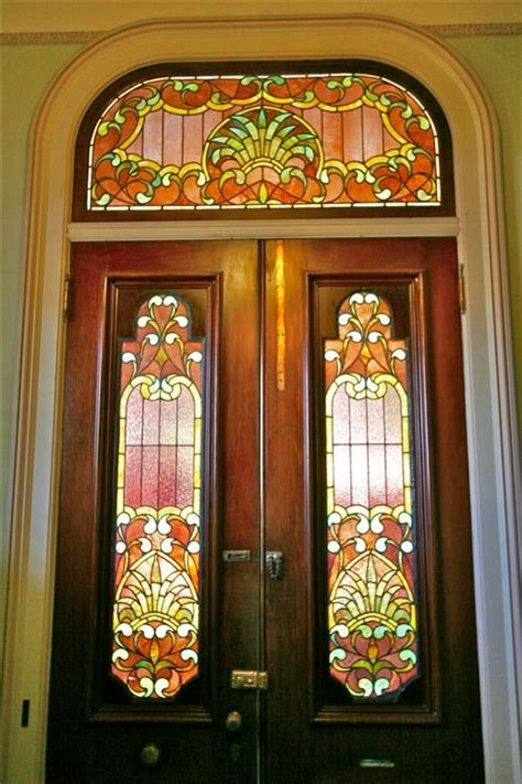 Stained Glass Pocket Doors 17 Best Images About Houses And Plantation Homes On Pocket Doors