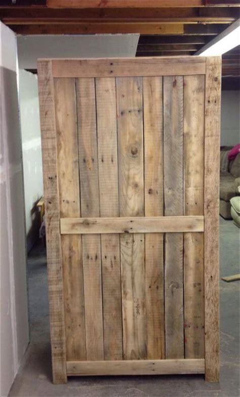 diy cabinet diy pallet cabinet for storage 101 pallets