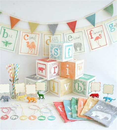 party themes may who doesn t love animals you may be throwing this party