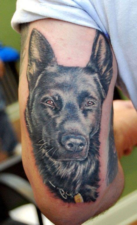 german shepherd tattoo designs black german shepherd dogs tattoos tattoos
