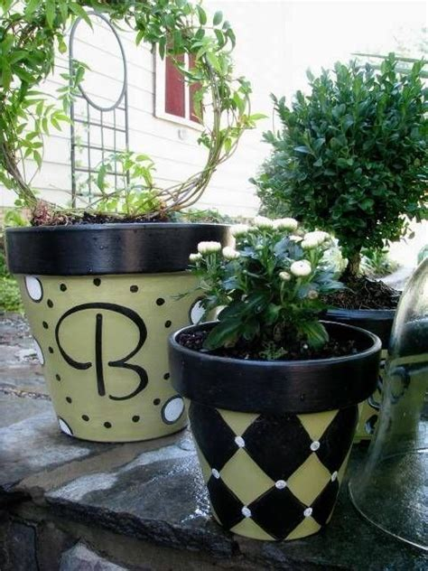 paint projects on pinterest painted flower pots painted clay pots craft pinterest