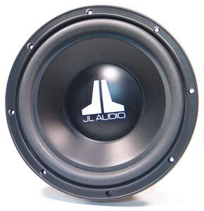 Speaker Subwoofer Kecil percobaan box subwoofer 10 quot j l audio s s e