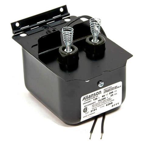2721 628g allanson 2721 628g ignition transformer for