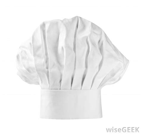 what are the different types of chef hats with pictures