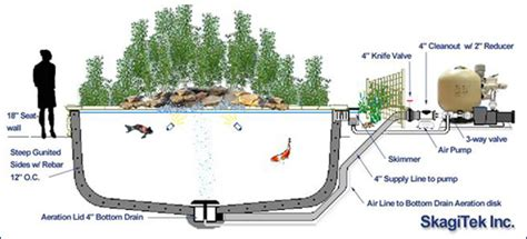 pond filter diagram fish tank with and filter air fish free engine