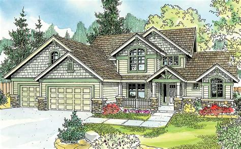 cottage house plans briarwood 30 690 associated designs country craftsman home with 4 bdrms 2480 sq ft house