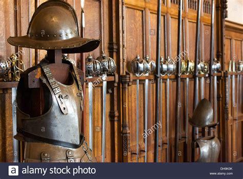 armour and swords inside the armour and swords inside the great edinburgh castle