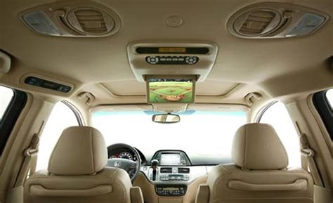 Honda Odyssey 2007 Interior by Car And Driver