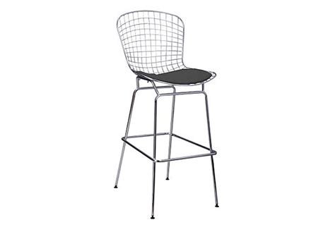Wire Mesh Counter Stools by Lathi Barstool