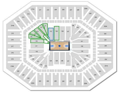 unc basketball seating chart carolina basketball dean smith center seating chart
