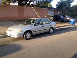 2000 Toyota Corolla Ce 2000 Toyota Corolla Pictures Cargurus