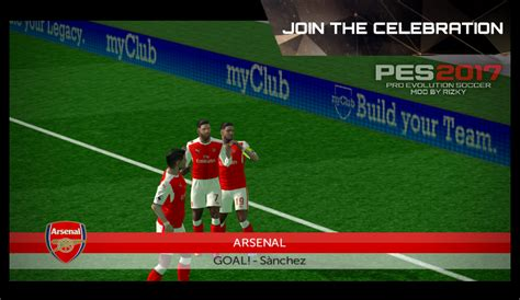 download game android mod pes 2016 download game android fts mod pes 2017 by rizky arsenal