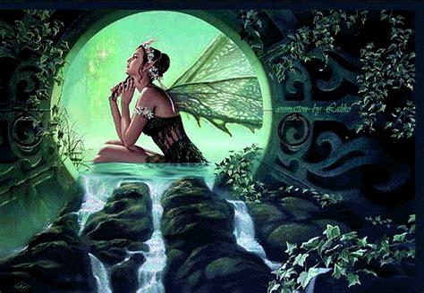 imagenes de adas mitologicas anjana del bosque hadas en movimiento 7