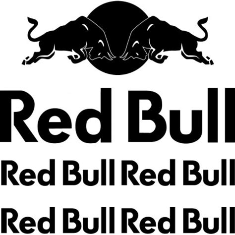 Stickers Red Bull Pour Moto by Kit Stickers Moto Redbull