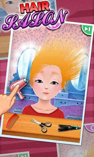 hair salon games for kids hair salon kids games 187 android games 365 free android