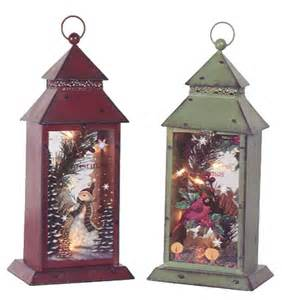 Snowman Outdoor Decorations Christmas Cardinal Tabletop Lanterns Christmas Wikii