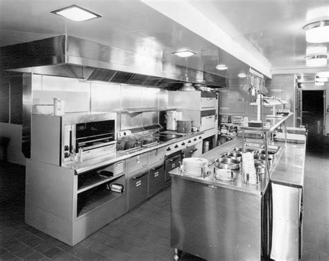 waldorf hotel kitchen basement level city of