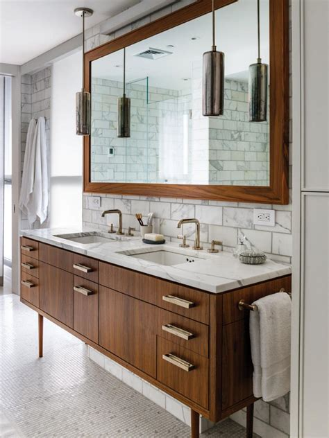 Modern Bathroom Countertops Bathroom Pictures 99 Stylish Design Ideas You Ll Wood Vanity Marble Wall And Modern
