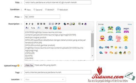 tutorial wordpress kaskus cara jualan di forum kaskus co id terbaru mei 2018